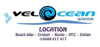 location velo quiberon